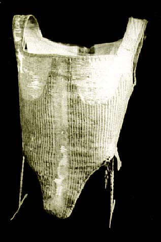 Corset of Dorothea von Neuburg (1598), Old Art Gallery, Munich